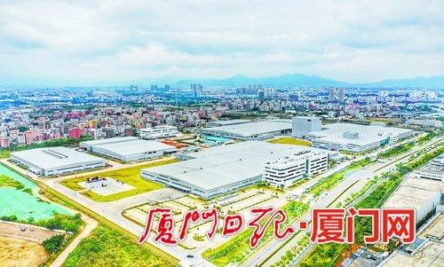 ABB落户厦门 总投资20亿打造高端配备制造基地
