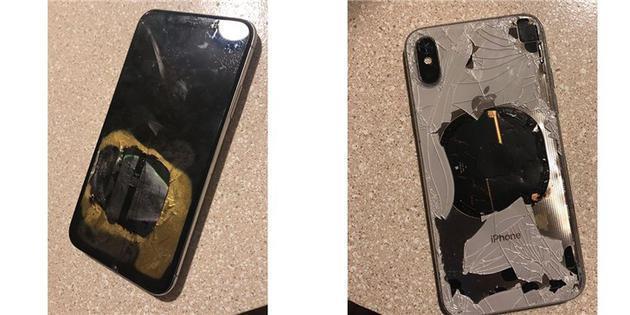 iPhone X升级iOS 12.1爆炸,苹果:只是巧合