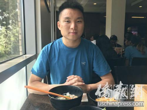 中国留学生住免费公寓:加州山火后第一次睡安稳觉