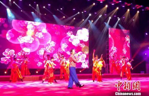 全国优秀民歌江苏高邮展演 传承与发展非遗文化