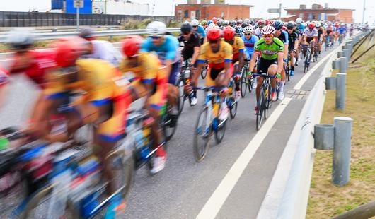 环福州•永泰国际公路自行车赛赛况