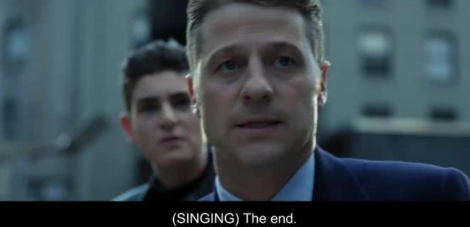 《哥谭》第五季蝙蝠侠再度出现 罪犯集体回归!