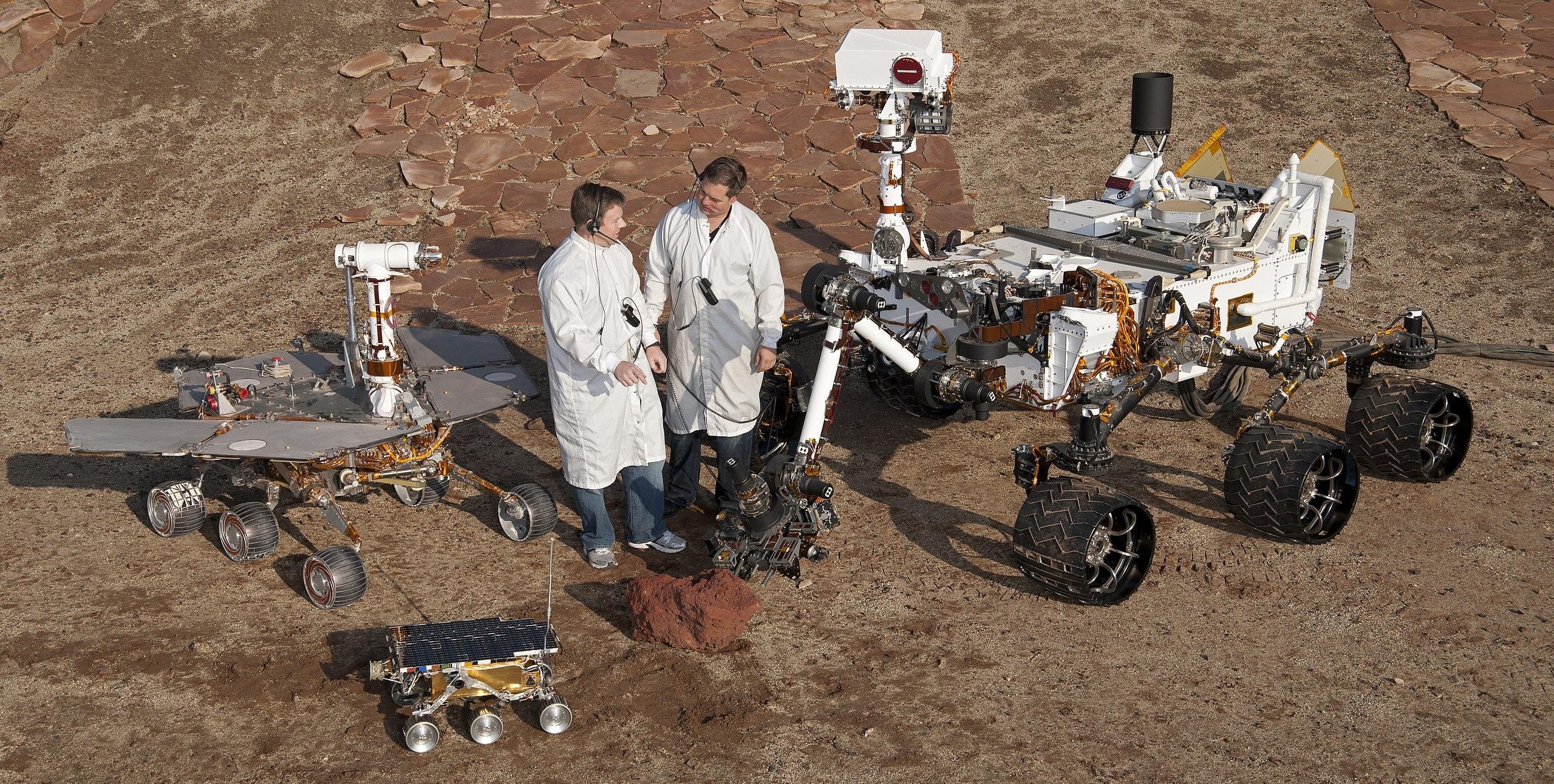 """没有操纵杆 如何驾驶火星漫游车""""好奇号""""?"""