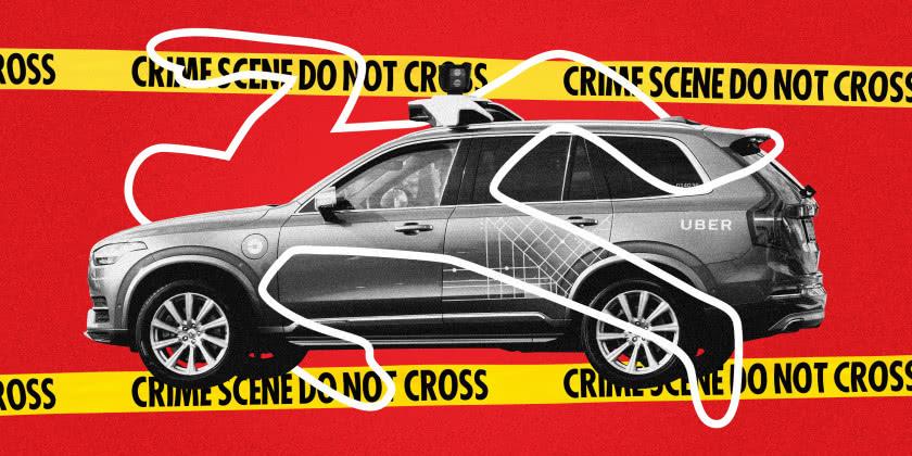 Uber无人测试车撞死行人内幕:安全性曾遭质疑