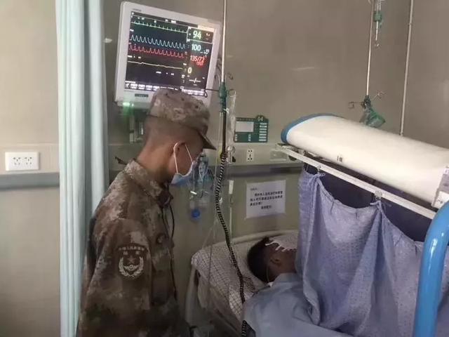 扫雷战士知伤情怎么回事彩票168网站 扫雷战士知伤情后反应让人心
