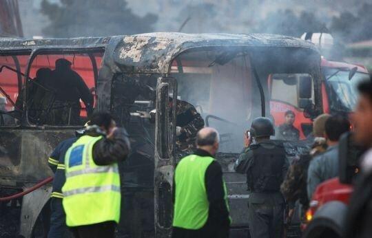 阿富汗首都爆炸袭击事件现场图曝光 阿富汗首都爆炸袭击至少40死