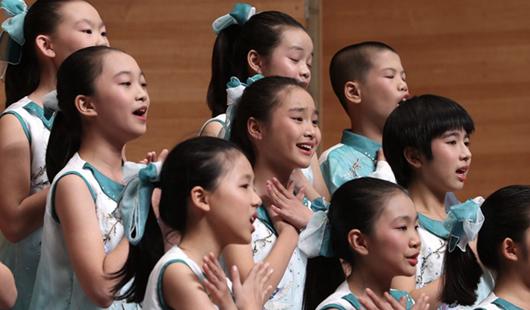 福州市合唱音乐节:舞台芳华正当时