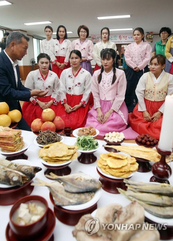 韩国涉外婚姻调查:中国新郎、越南新娘最吃香!