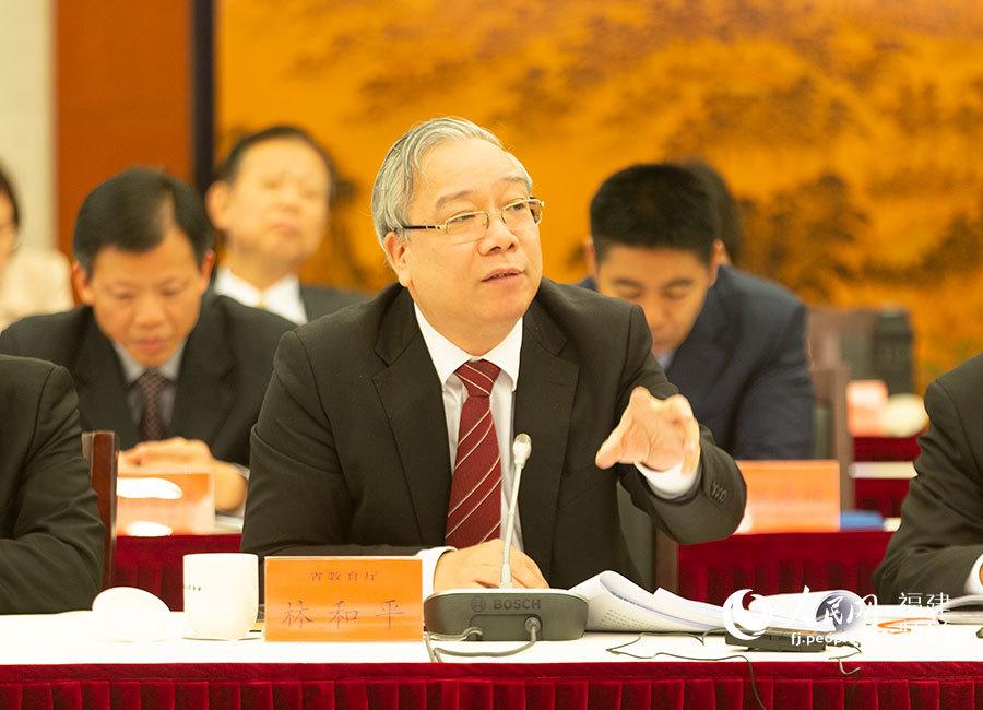 福建省人大常委会专题询问学前教育工作情况 办好新时代学前教育