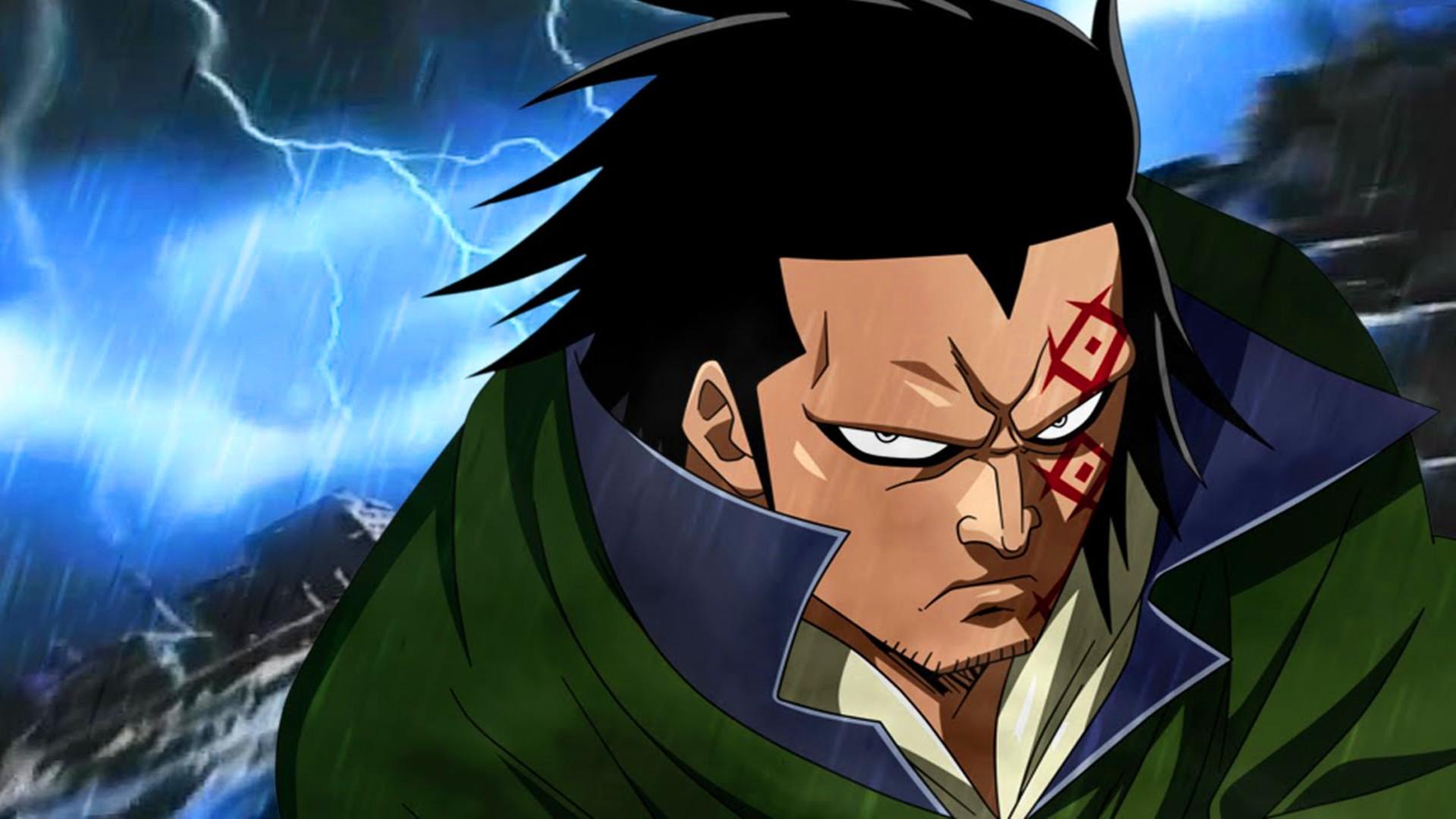 海贼王:龙的力量有多强 超越四皇、大将的巅峰强者