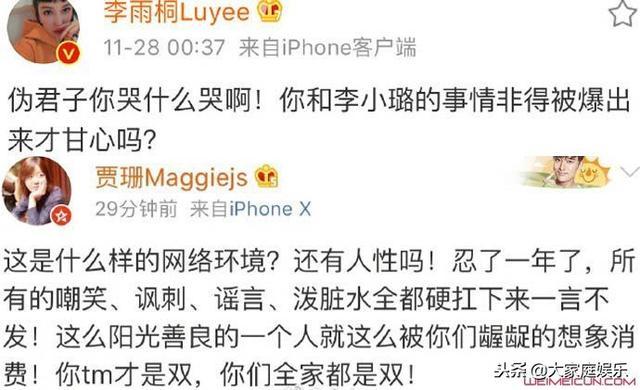 贾乃亮姐姐怎么回事 李小璐再被曝丑闻受伤还是他