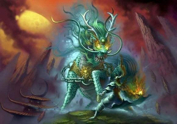 海贼王漫画926:龙的恶魔果实能力曝光 动物系幻兽种
