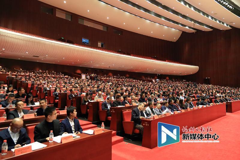 福州这场会释放重要信号 近1000位民营企业家出席会议
