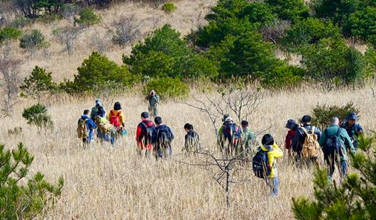 福建武夷山国家公园开展生态科考活动