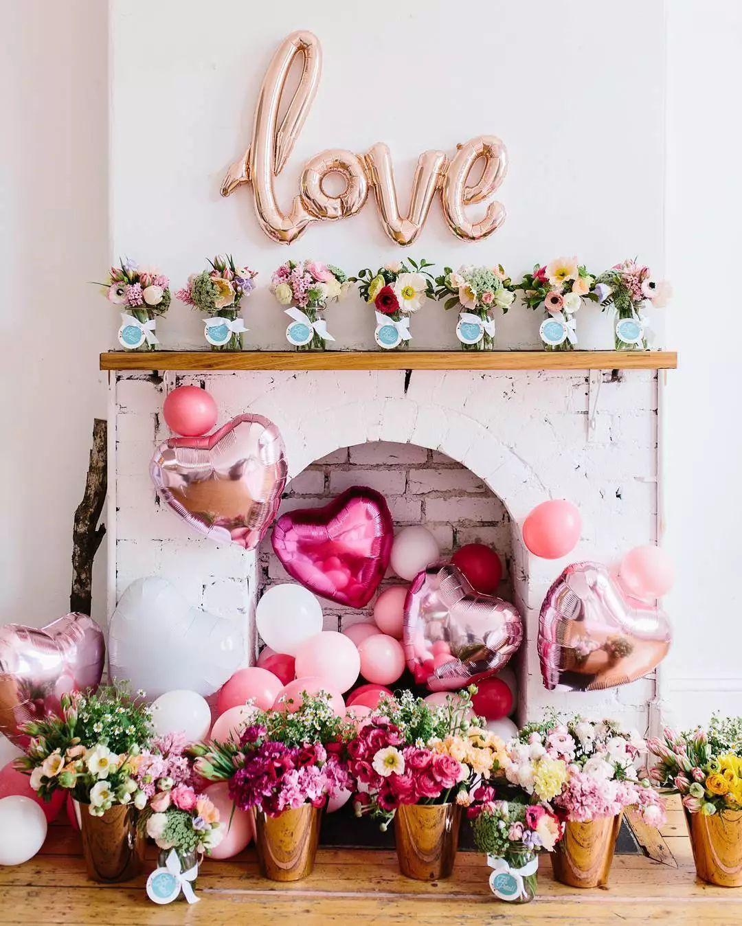 唐嫣婚礼火了气球 浪漫的气球花艺要怎么设计?