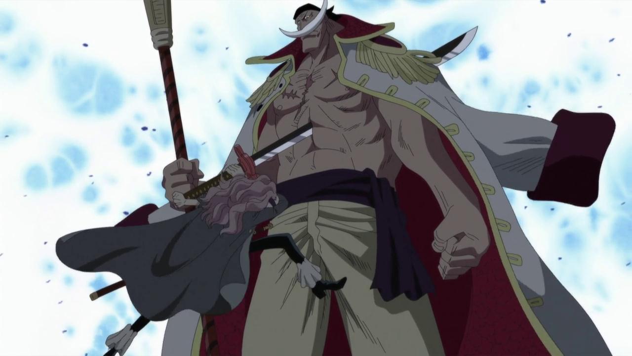 海贼王:斯库亚德悬赏2亿1千万 曾用刀贯穿白胡子身体