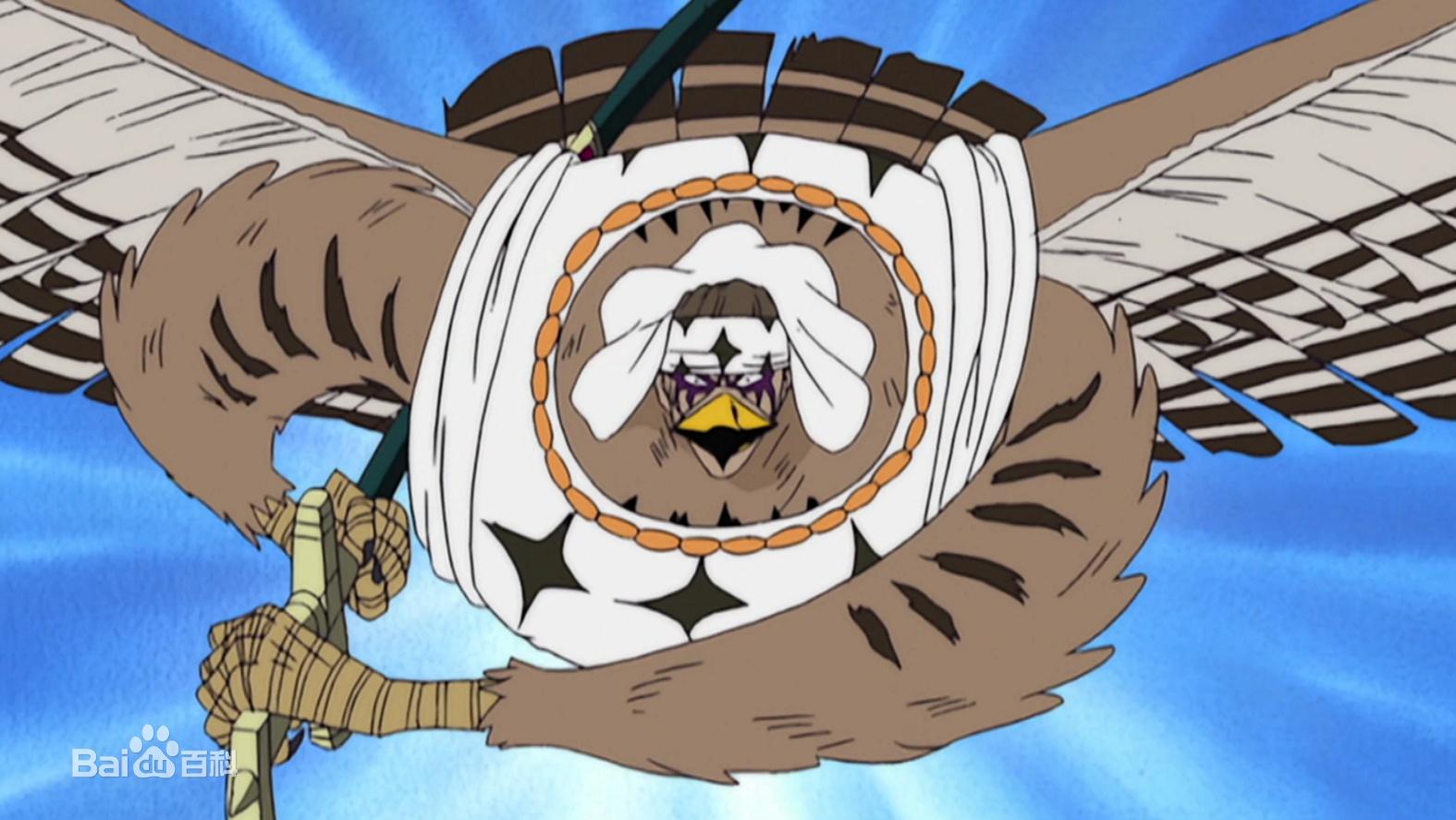 海贼王漫画分析:仅有的五种飞行类动物系果实全部现世