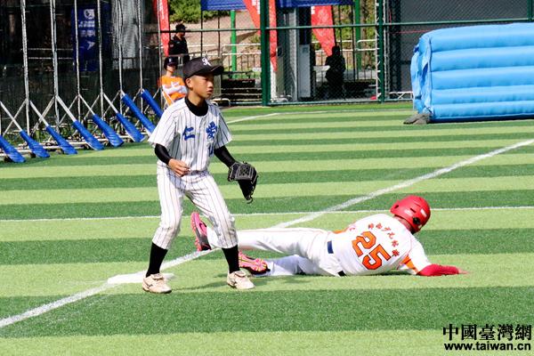 臺灣棒球少年的炙熱心聲:用比賽締結羈絆 認識更多好朋友