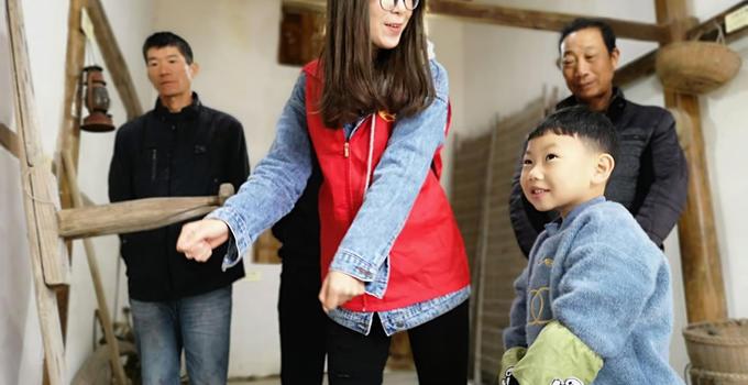 文化志愿者来到连江:讲述渔家故事 传承渔家文化