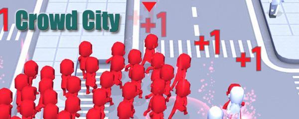 抖音crowd city游戏高分攻略 拥挤城市crowd city安卓苹果下载
