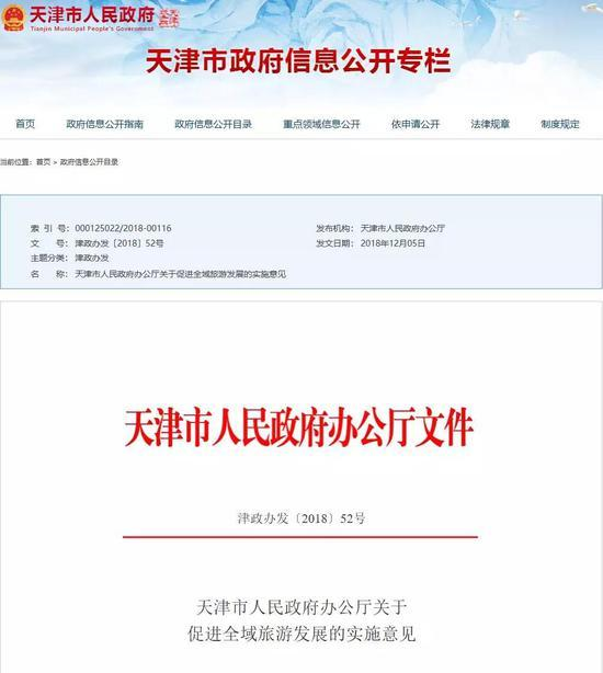 天津將打造一批必玩必看景點 發展房車露營和低空飛行