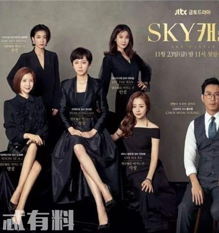 韩剧天空之城全集在哪里看,天空之城剧情介绍