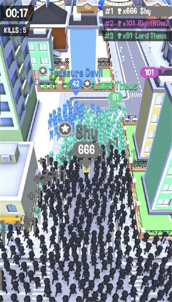 拥挤城市crowd city有安卓版吗 拥挤城市crowd city安卓地址