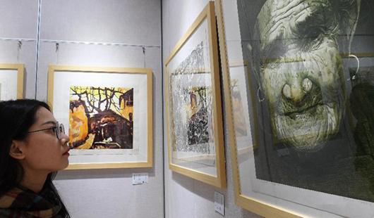 福建松溪版畫:中國民間版畫藝術