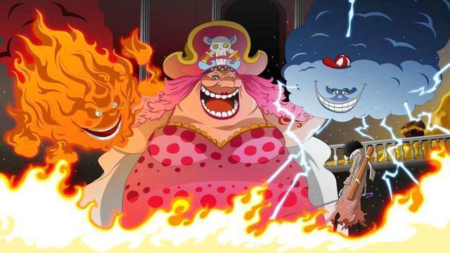 海贼王中实力最强的六位女性 一人拥有毁灭世界