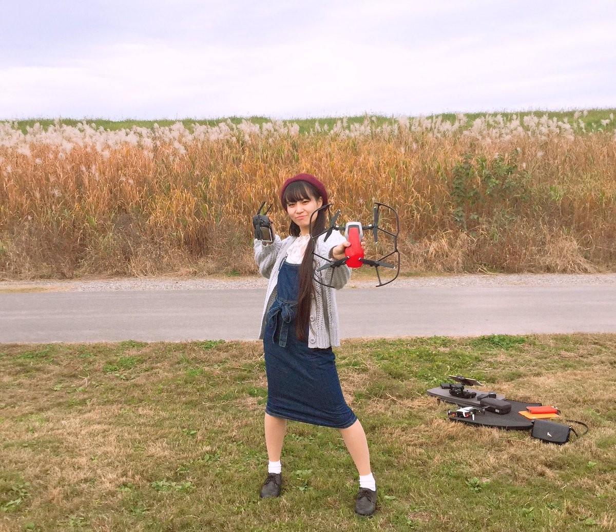 《龙王的工作》美女作监失野茜最新晒图:可爱的小萝莉