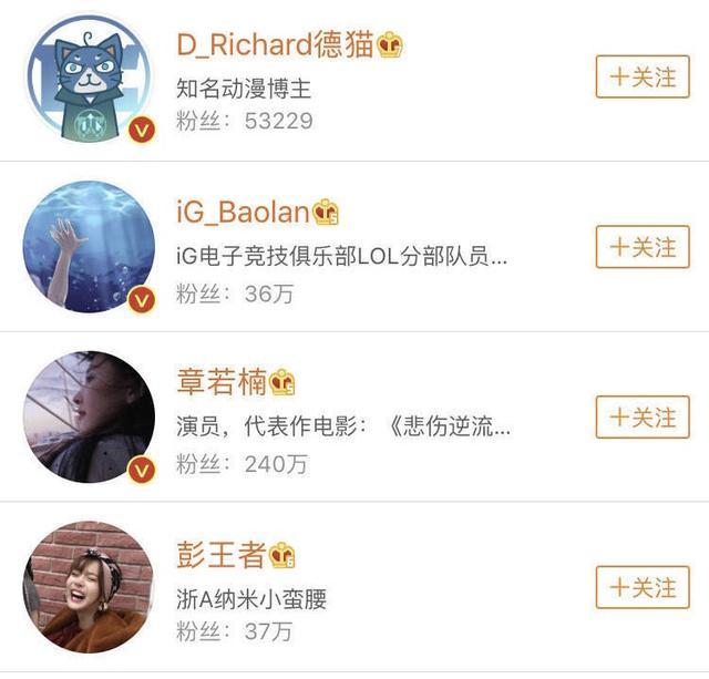 王思聪最新关注了一名95后女星,网友服了集体求放过