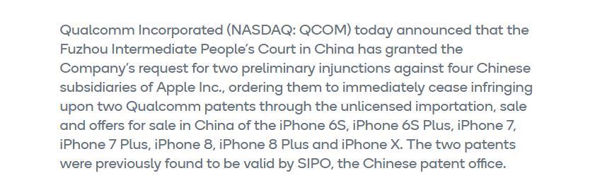 国内iPhone机型禁售几乎无一幸免 苹果公司或将面临巨大灾难