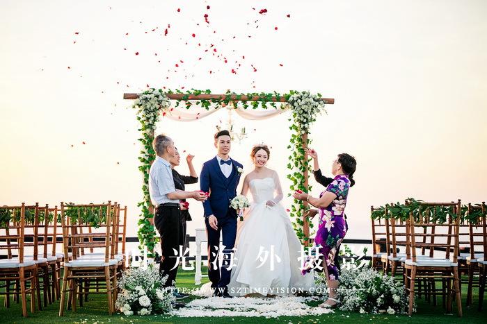巴厘岛婚礼 为何大家都选择海外婚礼?
