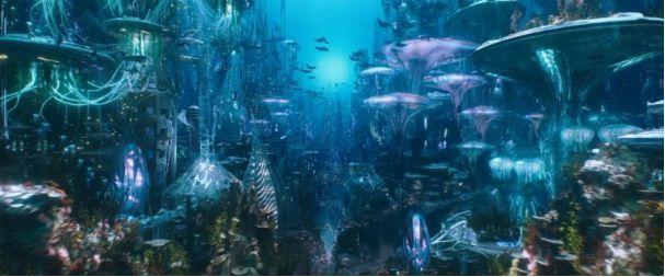 海王里深海巨兽卡拉森毕竟是什么?海王彩蛋有哪些寄义剖析