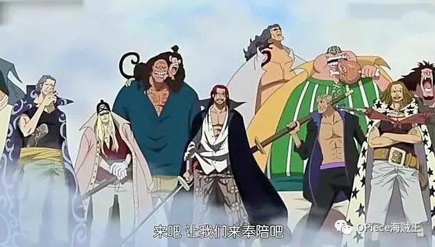 海贼王:六份海贼团像你发来上船邀请 你选择哪一个