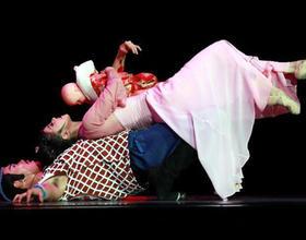 福建省3D舞剧电影《丝海梦寻》在福州首映
