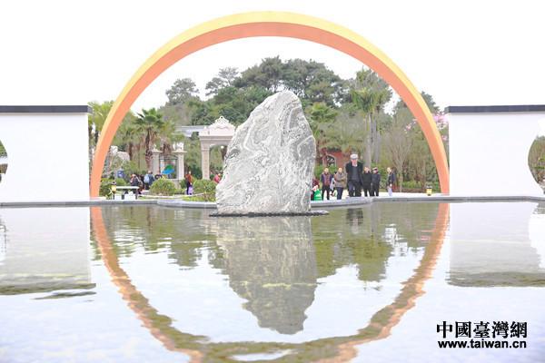 南宁园博园正式开园 广西台办点赞台湾园