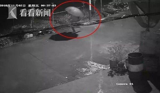 母女奔丧遭杀害变乱委曲概况 母女是怎样被杀害的凶手逃逸视频曝光