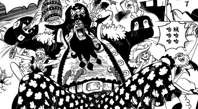 海贼王928话:佩罗娜误入凉帽团2号船 索隆打喷嚏鏖战河松