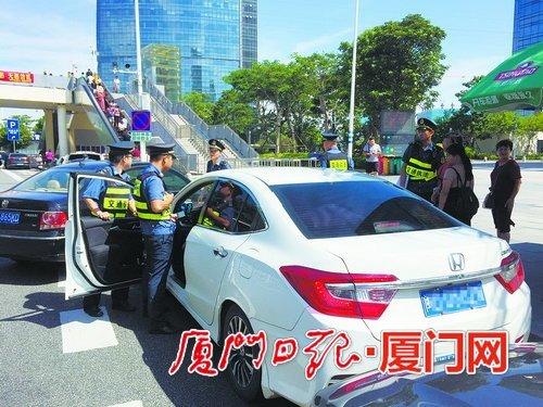意彩彩票官网 市处分213辆黑车、出租车 维护都会文洁白化运输市场