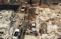 加州山火索赔90亿且数字将继续增加 加州山火损失有多严重?