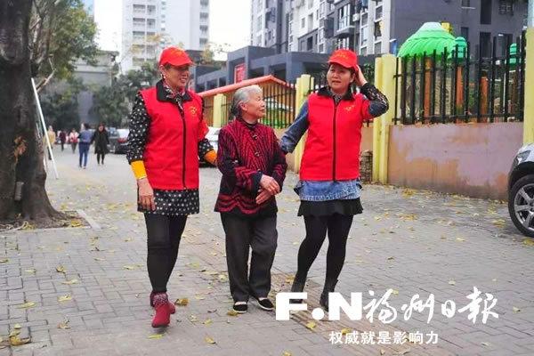 """意彩娱乐上海新苑社区:意愿办事让""""小家""""融入""""各人"""""""