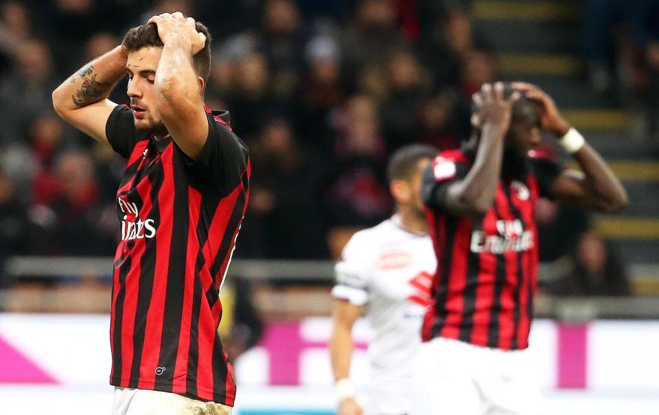 欧足联宣布重罚米兰!扣留欧战奖金 最糟或禁赛
