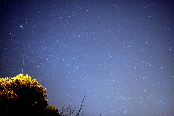 年度压轴天象来了 双子座流星雨在哪看怎么看几点看最好