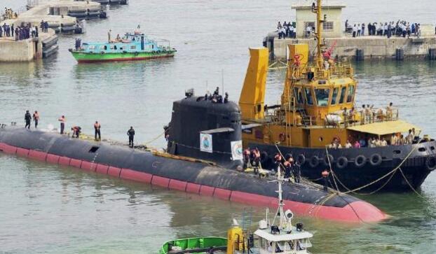 巴西核动力潜艇下水是假音讯?巴西潜艇下水照曝光