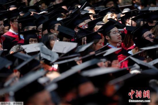 哈佛提前录取亚裔比例继续提高 此前被指歧视亚裔