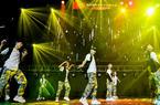 两岸青少年街舞高手相聚厦门同台竞技