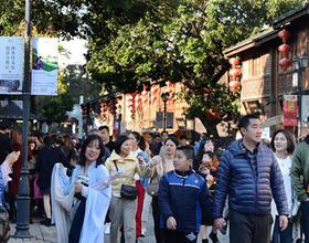 福州东街口:坚持精品化发展 壮大首店矩阵