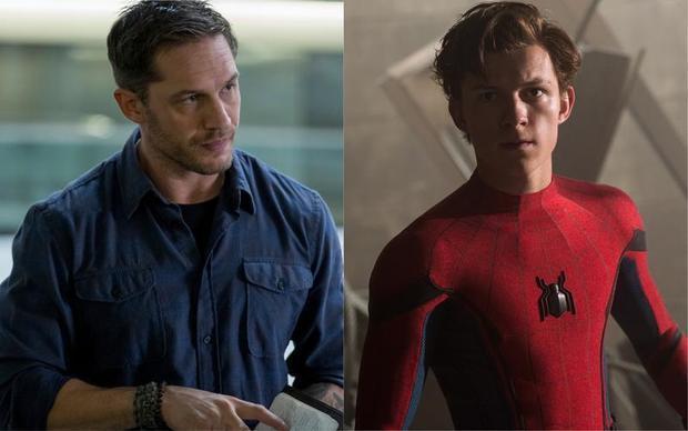 蜘蛛侠有望加盟毒液续集 荷兰弟版蜘蛛侠和汤老湿版毒液何时相遇?