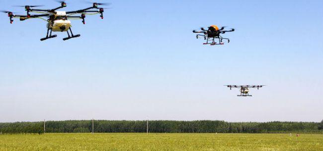 曾被预言达百亿规模 农业无人机领域为何两年消失企业数百家